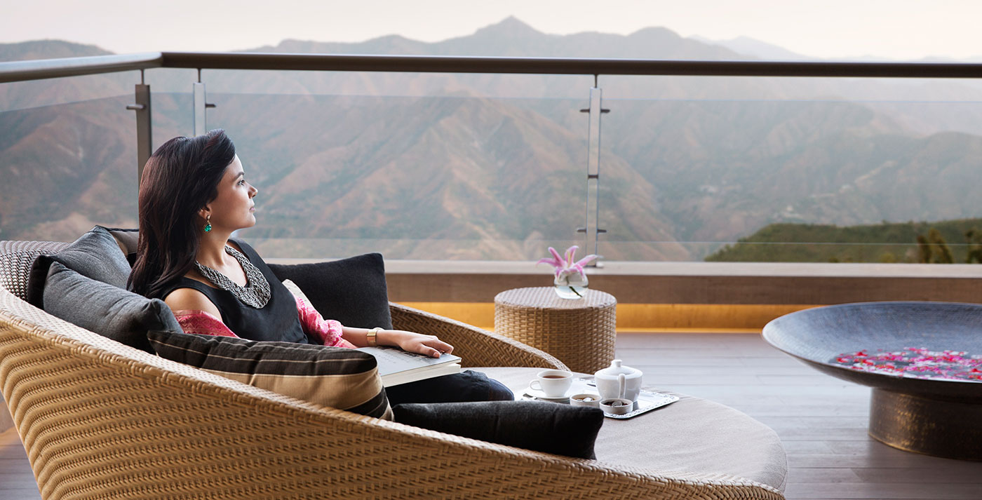 Enjoy Special Garhwal curated Lunch Meal at JW Marriott Mussoorie Walnut Grove Resort & Spa