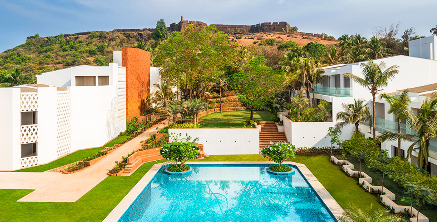 W Goa Marriott offers Experience Yoga at the Chapora Fort