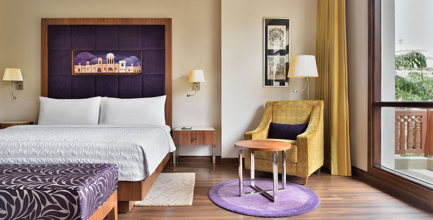 Bhoomi: Fresh from the roots offer at Le Méridien Jaipur Resort & Spa