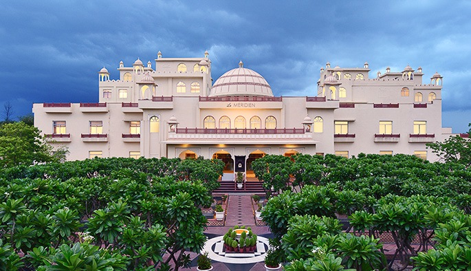 Le Méridien Jaipur Resort & Spa