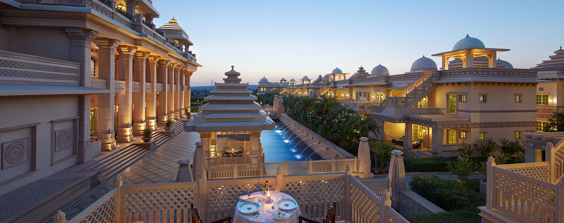 TC Grand Bharat, A Luxury Collection Retreat & Spa