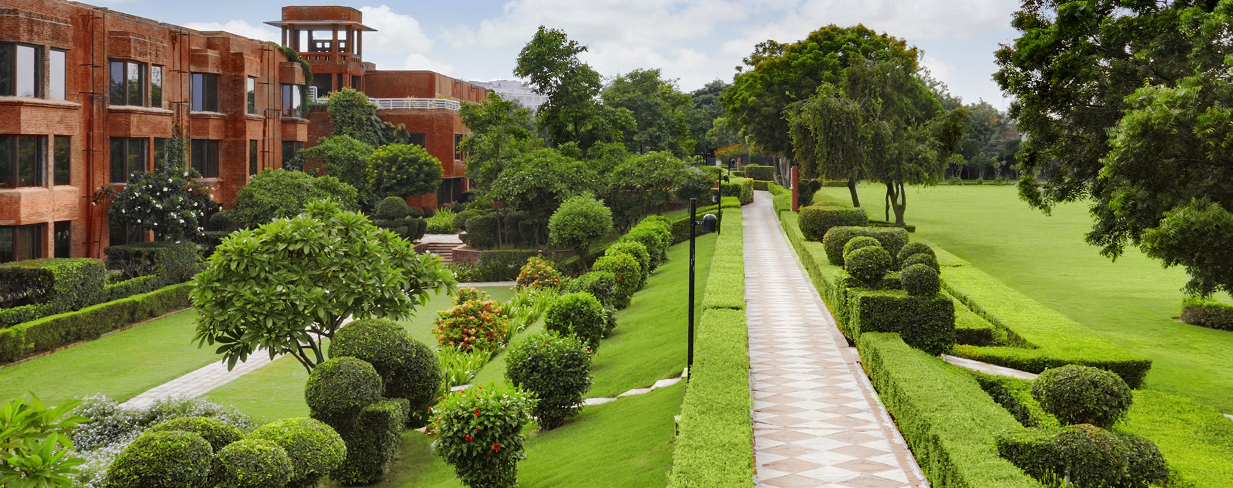 ITC Mughal, A Luxury Collection Resort & Spa