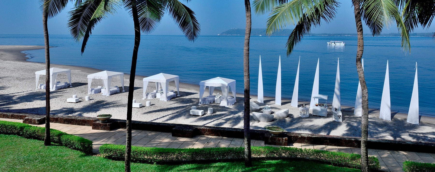 Marriott Bonvoy Hotels, Goa