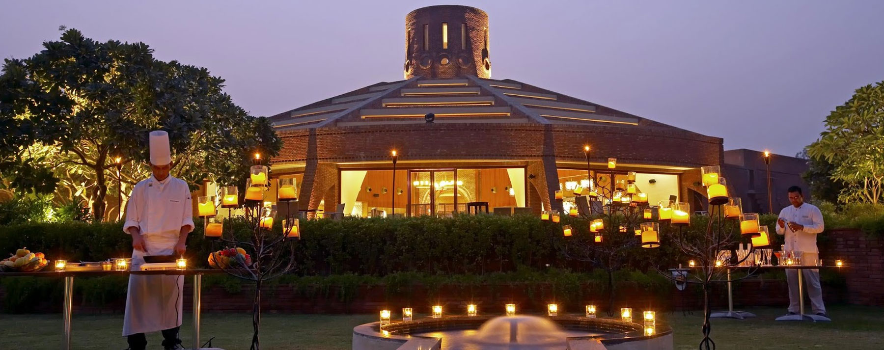 Marriott Bonvoy Hotel, Gurgaon